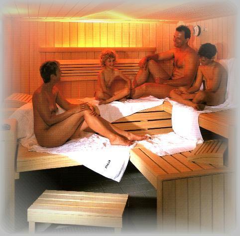 Sauna-Entspannung pur!